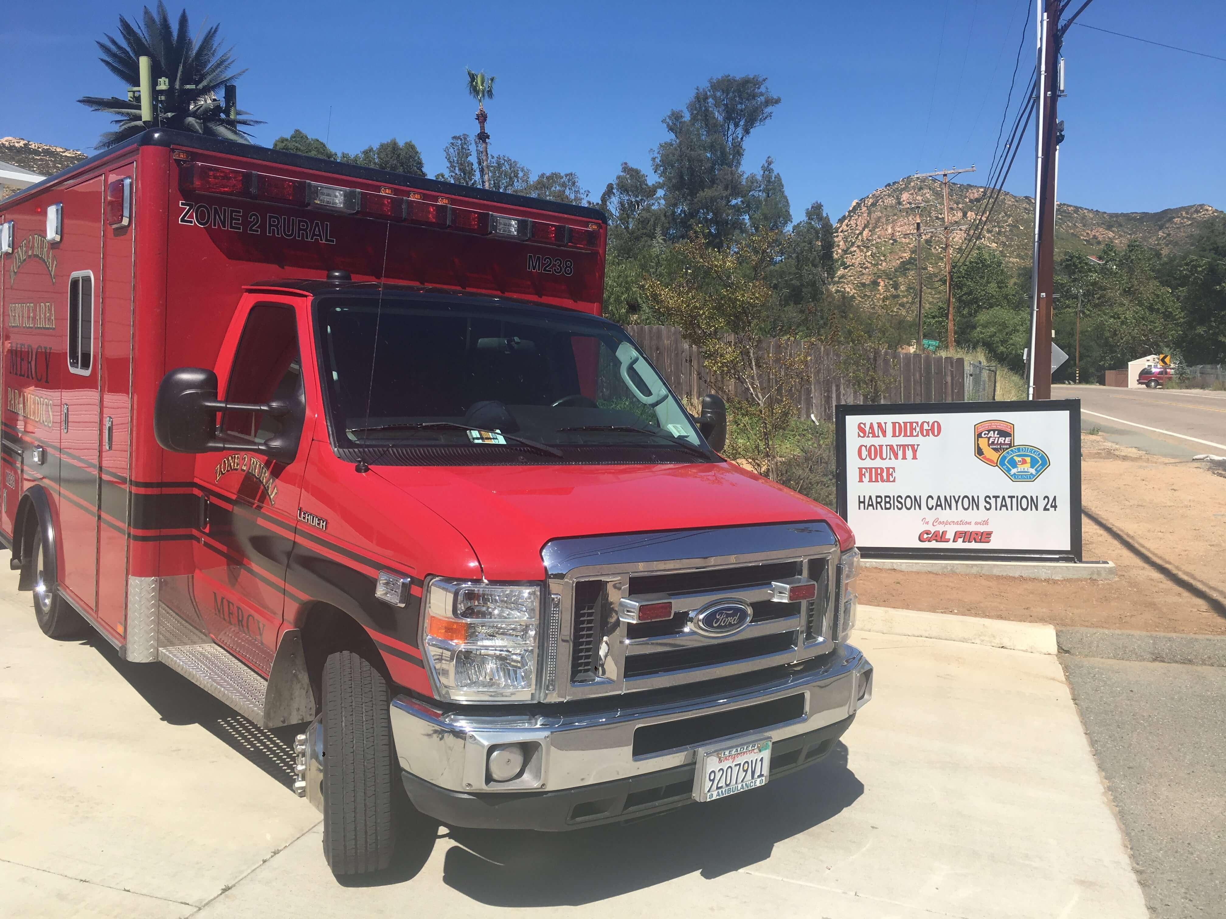 Mercy Medical Transportation | North San Diego County's
